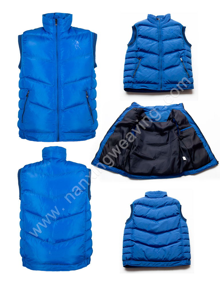 Men Vest Padded Jackets
