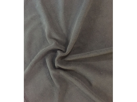customized 100% polyester polar fleece one side brushed one side anti-pilling