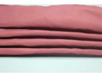 100% polyester fabric semi-dull for garment