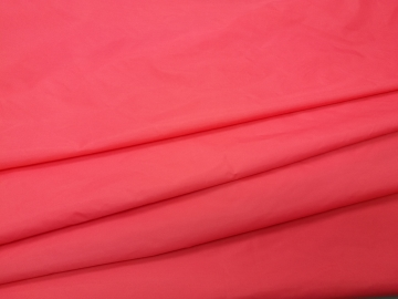 brushed polyester pongee for beach shorts