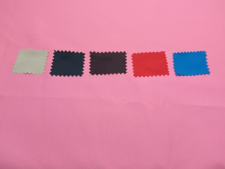 Polyester yarn dyed waterproof shirting fabric suppliers
