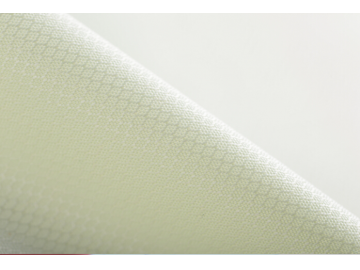 customized polyester oxford jacquard fabric