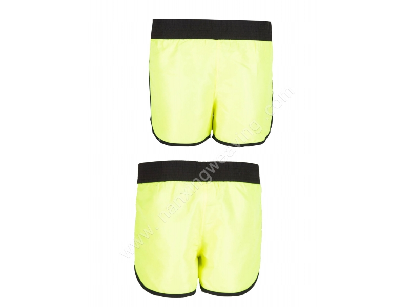437e9659612 Wholesale Custom Anchor Printed Womens Female Beach Wear Shorts ...