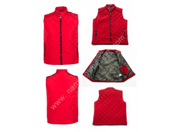 Man Sleeveless  Jacket