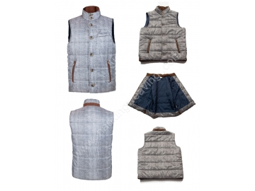 Men Wool Vests