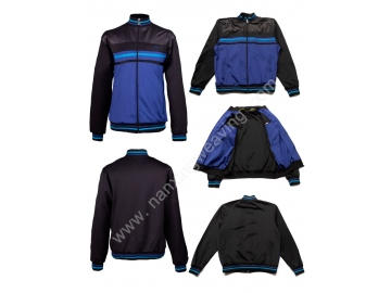 Zipper Sports Jacket