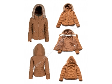 Short Women Padded Coats
