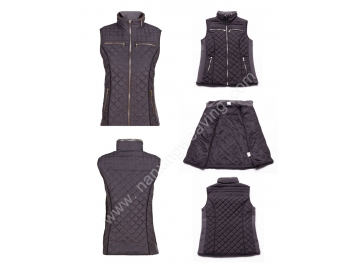 Vest With Zipper