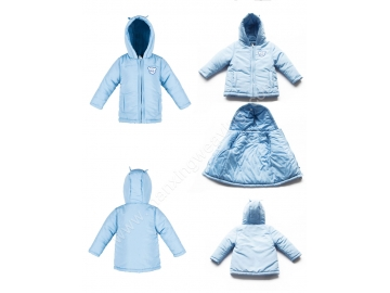 Kids Warm Coat