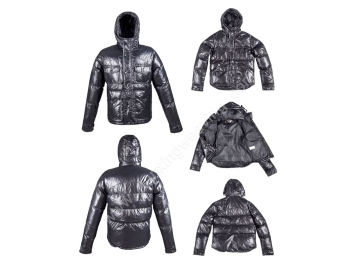 Men  PU down Jackets