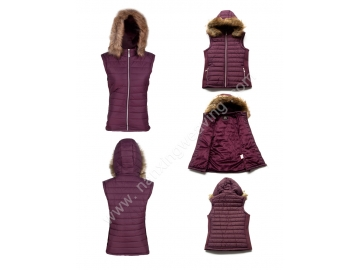 Ladies Hood Coats