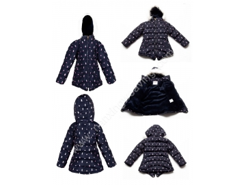 Girls Winter Padded Jackets