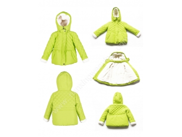 Lightweight Down Jacket For Kids