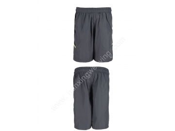 4 way spandex men's solid beach shorts