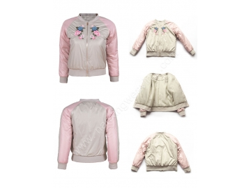 Embroidery Coat For Kids