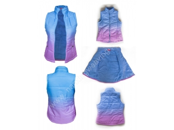 Gradual Color Vest For Kids