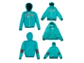 Cheap Custom  Kids Training Winter Gym  Sports  Jacket Wear